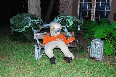 Shed & Evette's Halloween Bash 2013