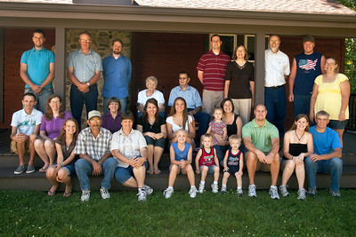 Keister Family Reunion