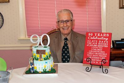 Ed's 90th Birthday Final Gallery