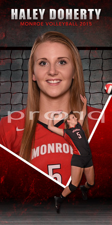 Monroe Volleyball