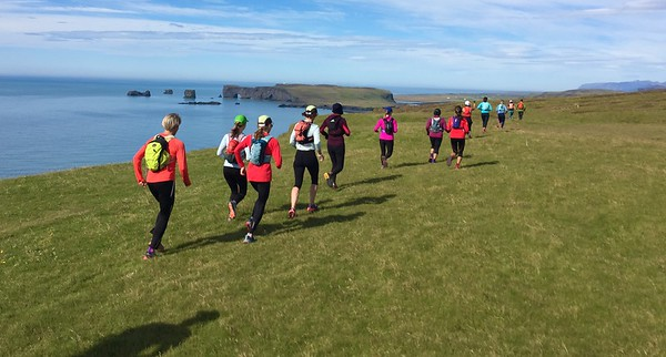 Iceland Trail Running + Wellness Retreat 2018