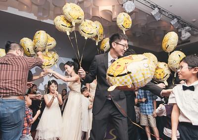 wedding day - pikachu go