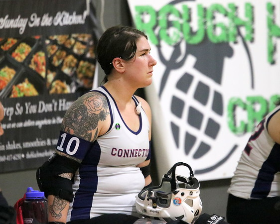 Roller Derby,   Trumbull, Connecticut, August 2018