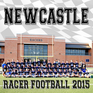Newcastle Racer Football 2015