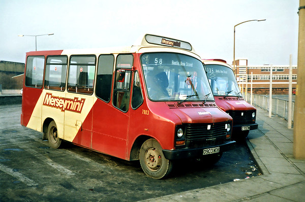 9th February 1991: Bootle