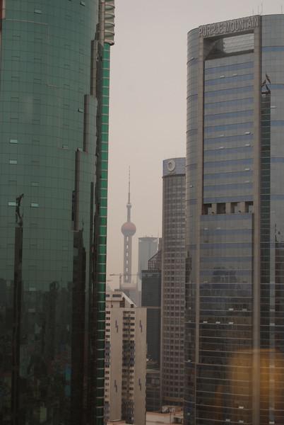 Shanghai needle