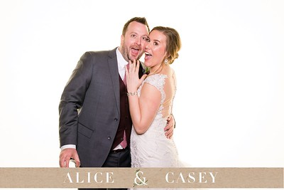 Alice and Casey