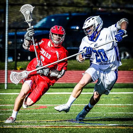 Conard vs. Fairfield Ludlowe - April 14, 2016