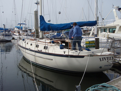 """Pacific Seacraft 37 - """"Lively Lady"""""""