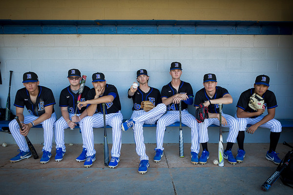 Eastlake HS Baseball Seniors