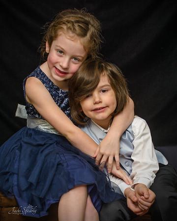 Feldmeier Grandchildren portraits
