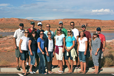 Adult Lake Powell Trip 2011