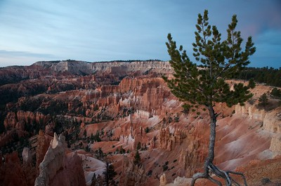 Bryce Canyon and Red Canyon