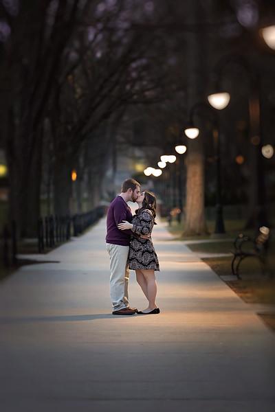 Rachel and Tony - engagement...PSU