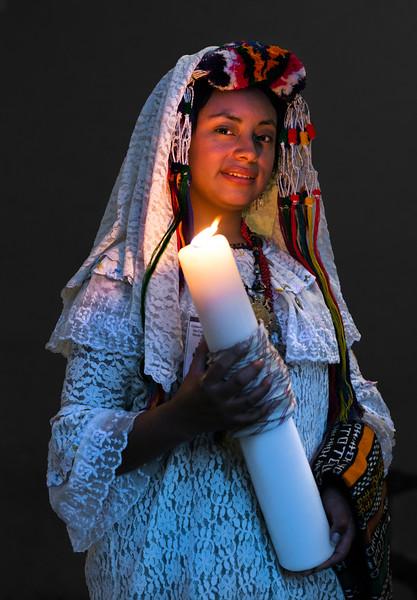 Mayan girl, Guatemala