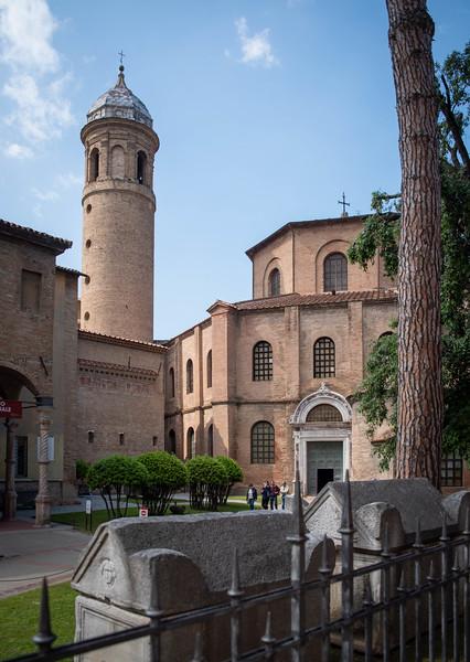 Basilicas Ravenna