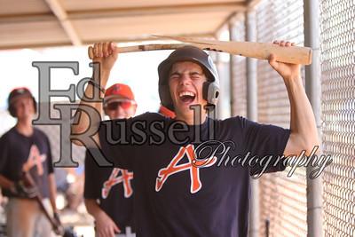 Albuquerque BA Foote vs. All Star Baseball