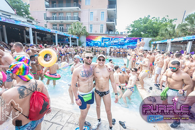 RISE   Pool Party