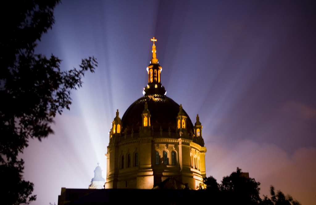 . The Cathedral of St. Paul offers free tours at 1 p.m. weekdays. (Photo courtesy Richard Peterson)
