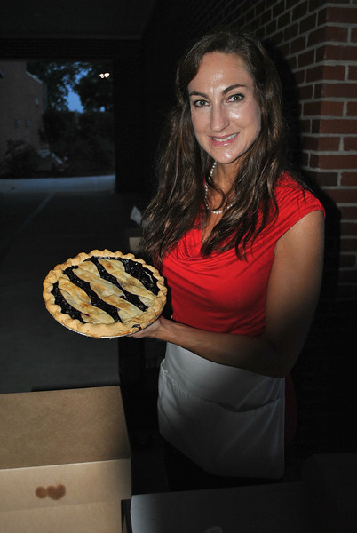 There were 48 pies made to serve at this event.