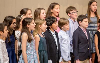 Grades 5-8 Concert   May 25, 2017