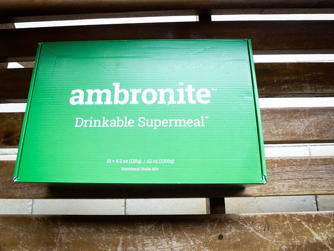ambronite drink