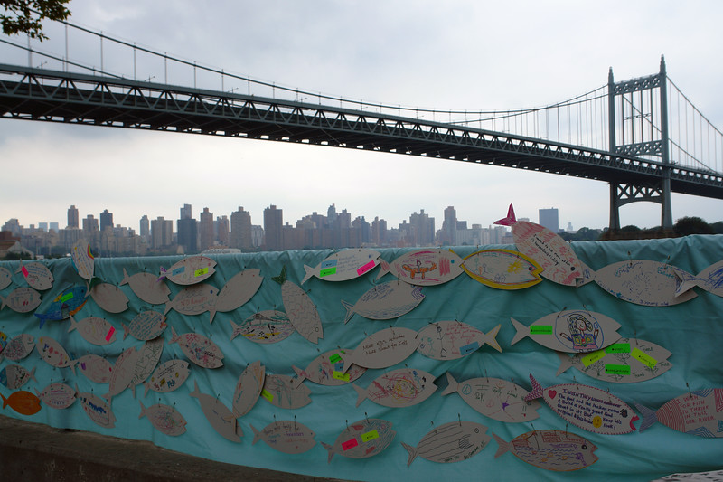 ASTORIA WATER WALK River of Wishes Art and Crafts