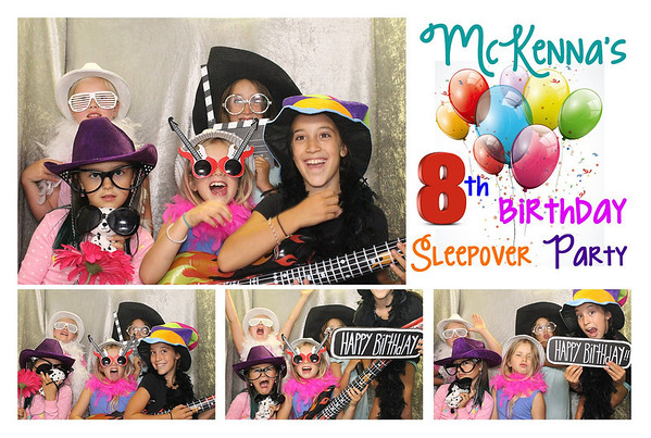 McKenna's 8th Birthday Party
