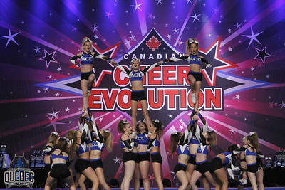 ACE Athletics RENEGADES Small Senior All-Girl 4