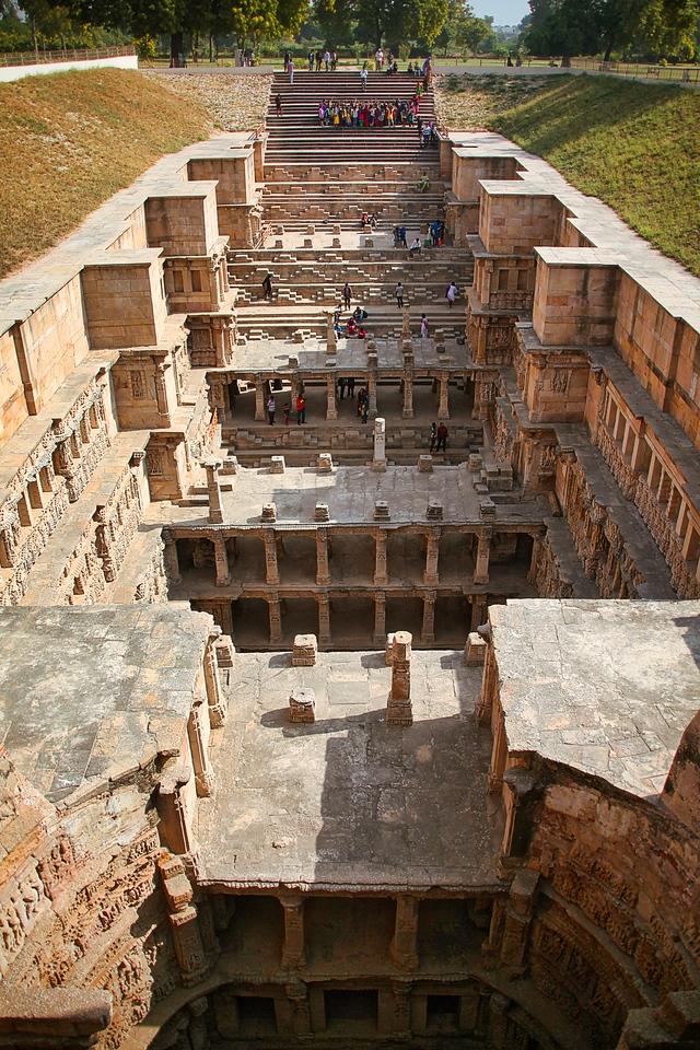 Ahmedabad India Rani Ki Vav