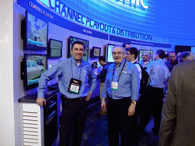Incospec at NAB 2012