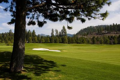 Eastern WA Golf Trip - 2009