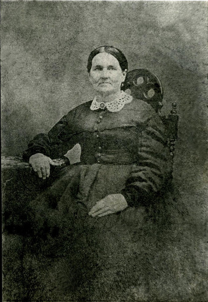 Margaret Bright Mapes