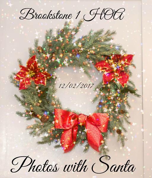 Brrokstone 1 HOA- Santa 2017