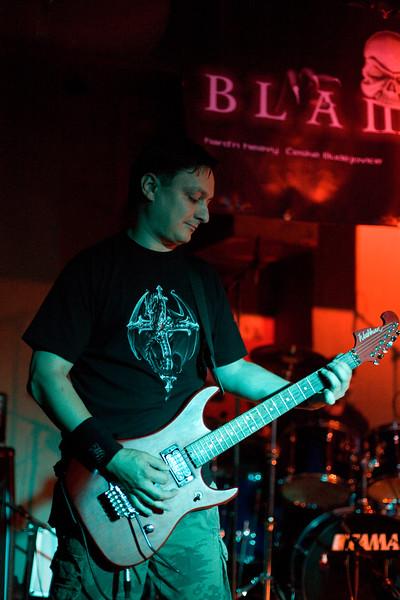 Blamage - Květen 2007