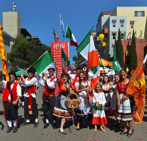2015 San Diego Little Italy FESTA! & Sicilian Festival