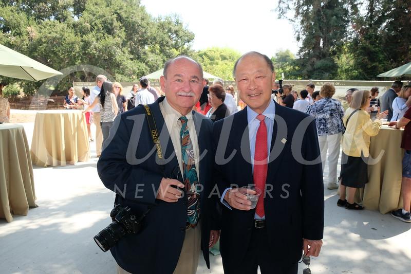 James Folsom and Simon Li