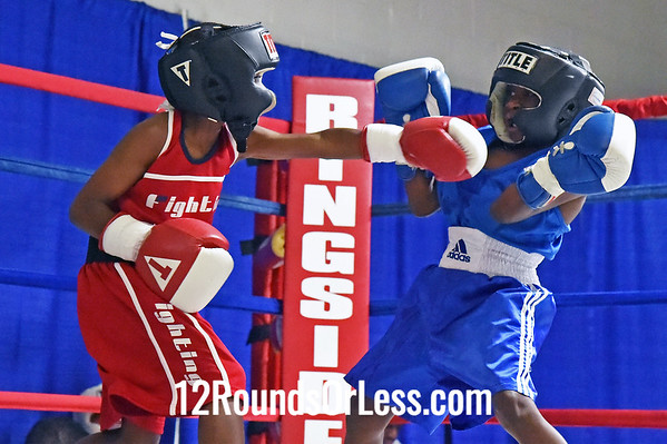 Bout #13:  Anteine Dortch  vs  Marcellus Smith