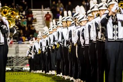 Marching Band Chaska at Jags