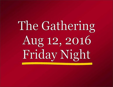 2016 The Gathering