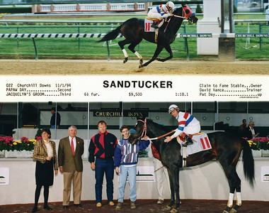 SANDTUCKER - 11/01/1994