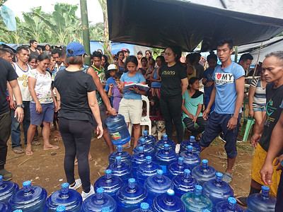 2019 Philippines Earthquake Relief in Mindanao