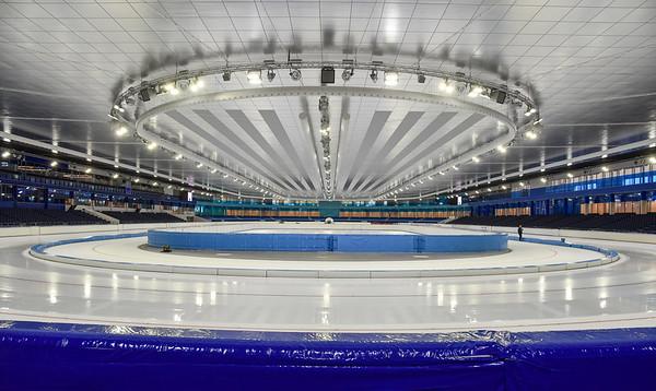 20161105 Thialf renovated icerink