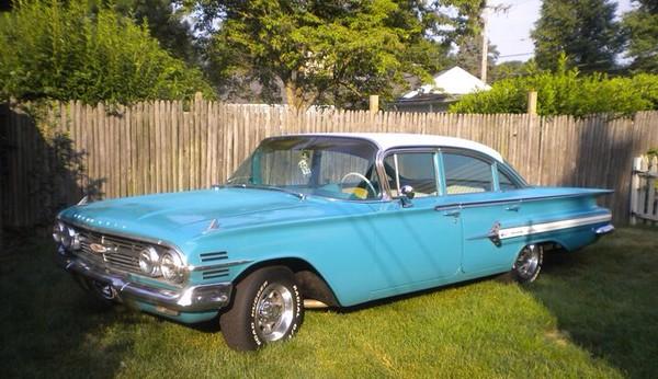 John's 1960 Chevy Impala