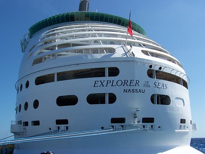 "RCCL  ""EXPLORER OF THE SEAS"""