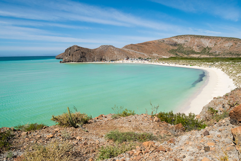 Balandra Beach Baja Mexico