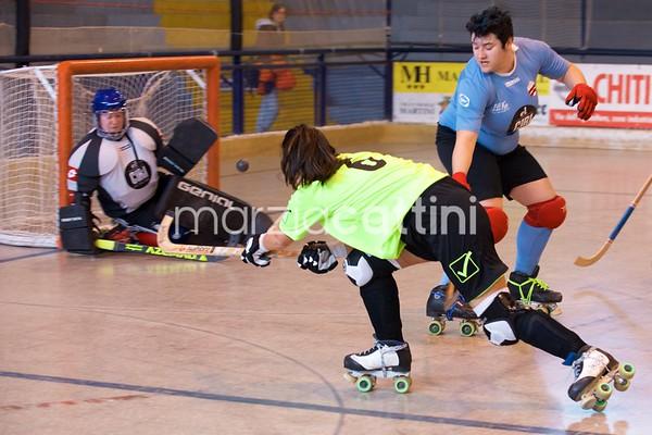 Semifinale: Pesaro vs Estrelas Molfetta