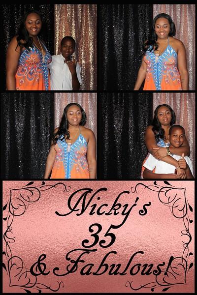 Nicky 35 & Fabulous