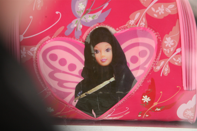 burka Barbie