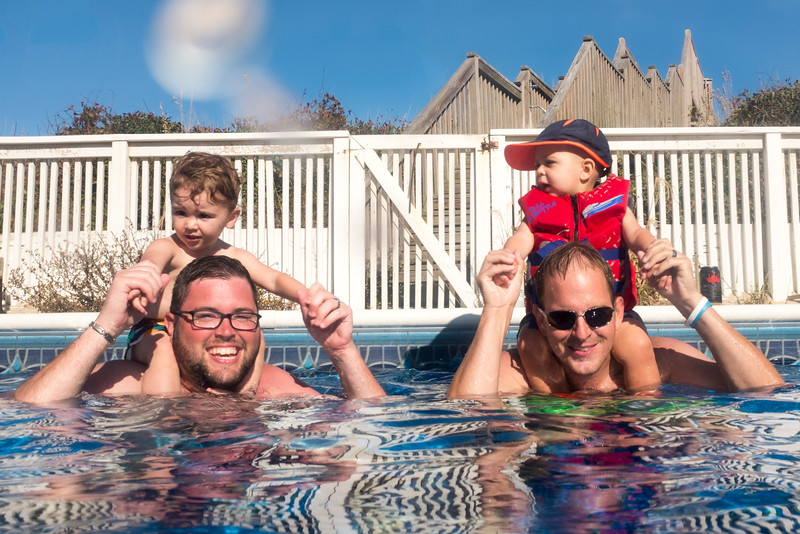 Pool-Jesse and Caleb with Andy and Brady.jpg